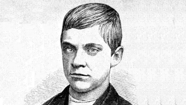 12-year-old Jesse Pomeroy Youngest Serial Killer