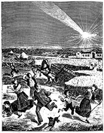 Weston-meteorite