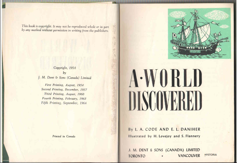 A World Discovered 2