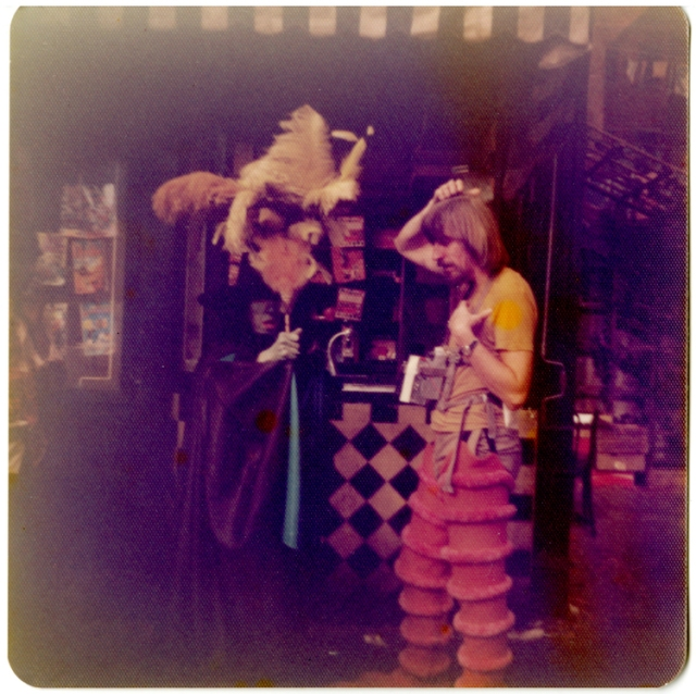 iambigbird847-a-behind-the-scenes-polaroid-of-caroll-spinney-at-hoopers-store-with-margaret-hamilton-holding-a-feather-duster